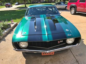 1969 Chevrolet Camaro Z/28 Pro-street For Sale