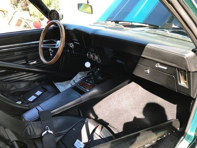 1969 Chevrolet Camaro Z/28 Pro-street For Sale (picture 4 of 6)