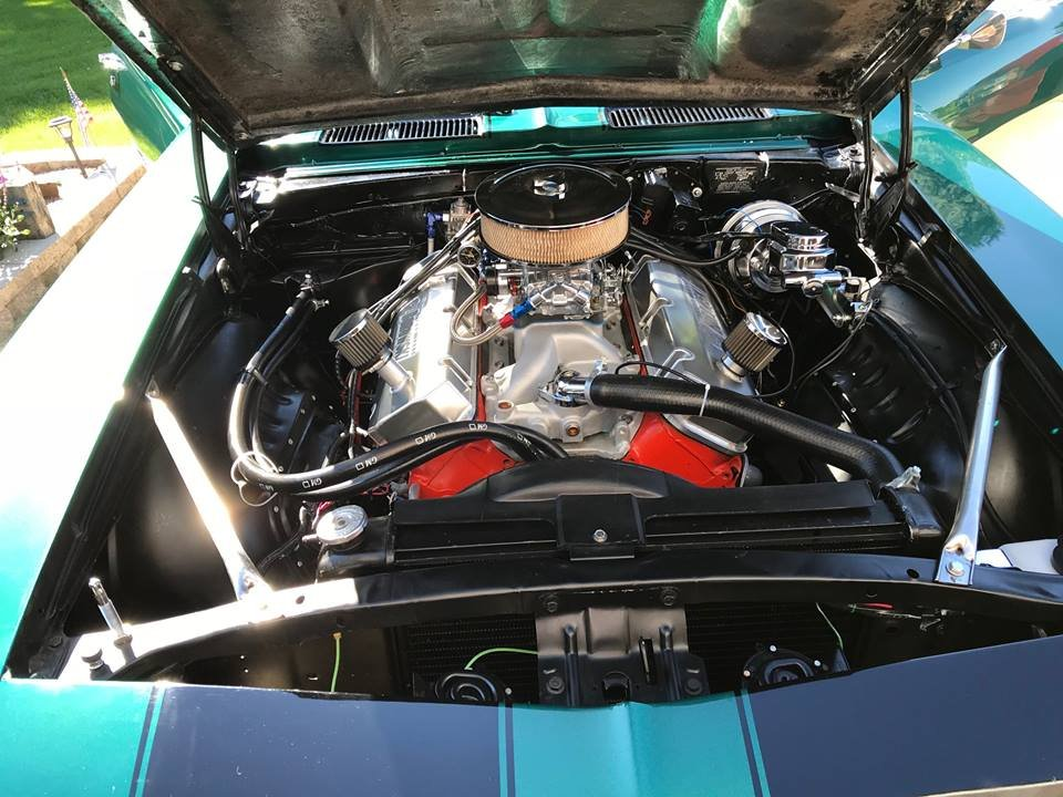 1969 Chevrolet Camaro Z/28 Pro-street For Sale (picture 5 of 6)