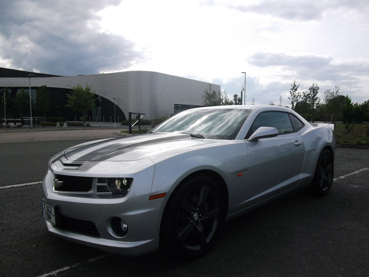 2013-Chevrolet-Camaro-SS-6200cc-V8 Automatic SOLD (picture 6 of 6)