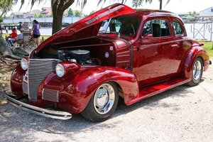 1939 Chevrolet Master 85 Coupe Street Rod For Sale