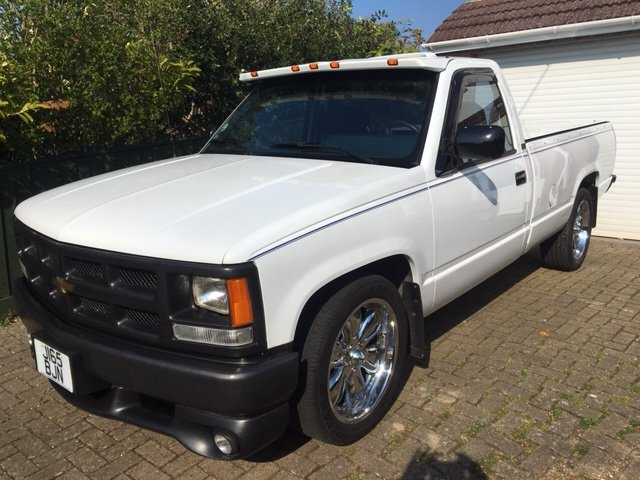 1992 Chevrolet C1500 Cheyenne Pickup For Sale (picture 4 of 6)