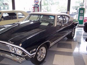 1968 Chevrolet Chevelle Street Machine For Sale
