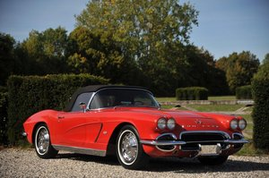 Chevrolet Corvette C1 327 Ci (1962) For Sale