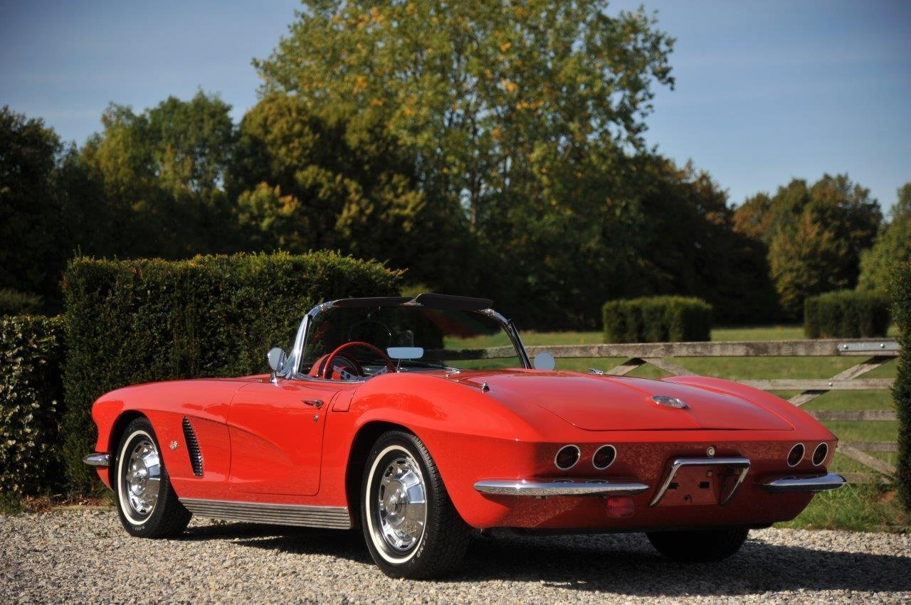 Chevrolet Corvette C1 327 Ci (1962) For Sale (picture 3 of 6)