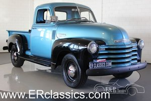1953 Chevrolet 3100 Pick-up Split Window For Sale