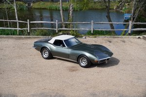 1971 CHEVERLOET CORVETTE CONVERTIBLE , WITH HARDTOP For Sale