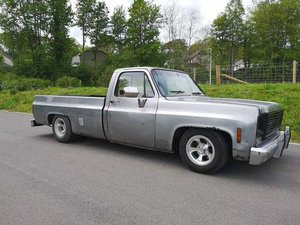 1983 Chevrolet C10 Pickup LHD at Morris Leslie Auction 25th May For Sale by Auction