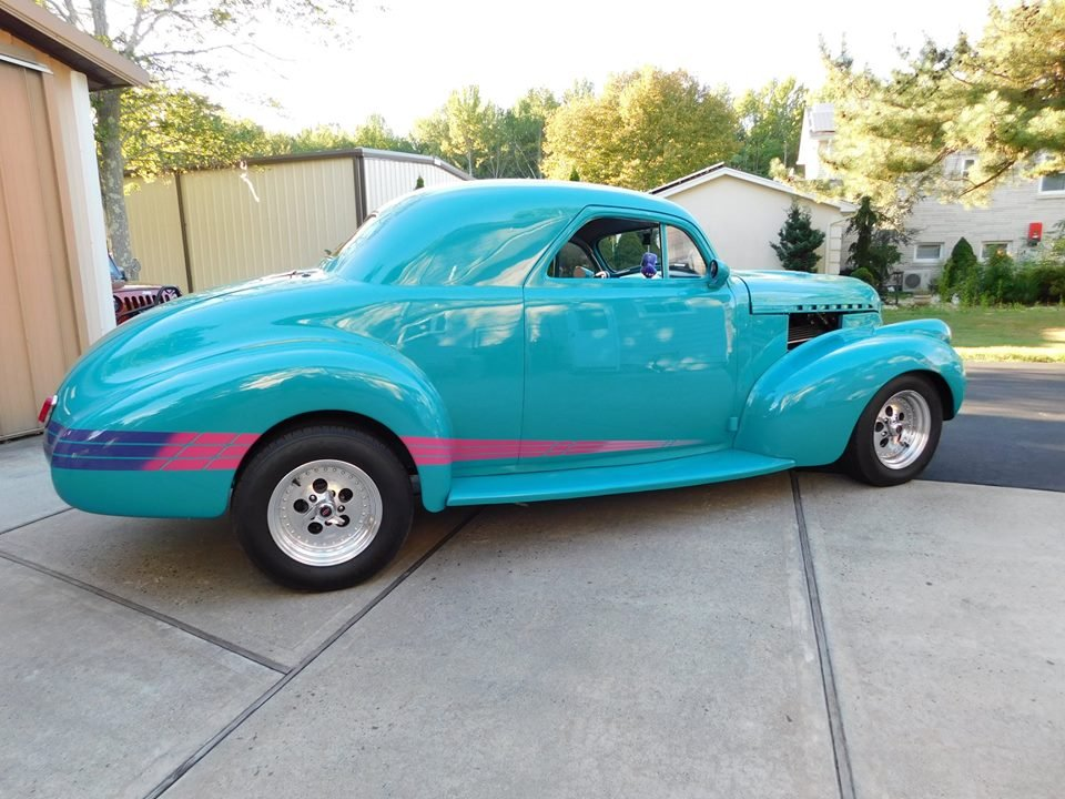 1940 Chevrolet Special Deluxe Street Rod For Sale (picture 1 of 6)