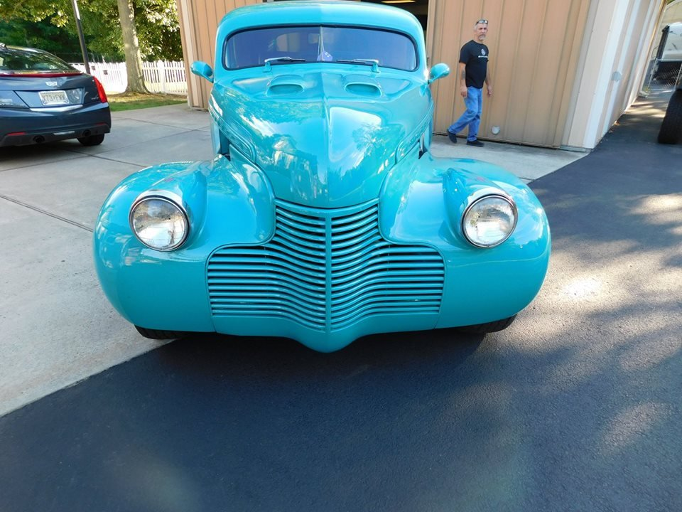 1940 Chevrolet Special Deluxe Street Rod For Sale (picture 3 of 6)