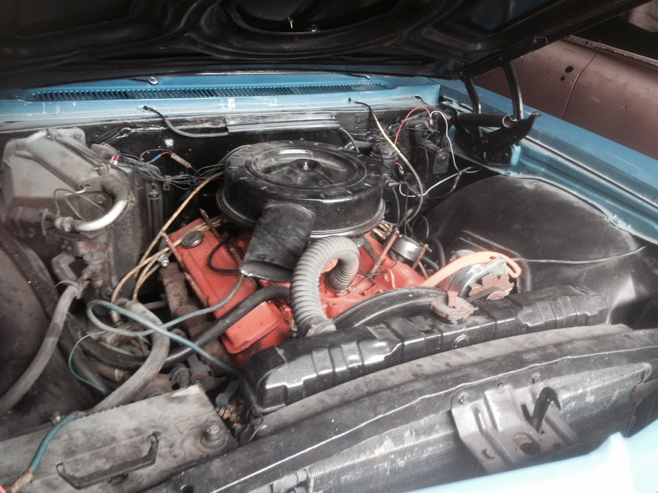 1965 IMPALA V8 AUTO TEXAS CAR IN UK V5 For Sale (picture 2 of 6)