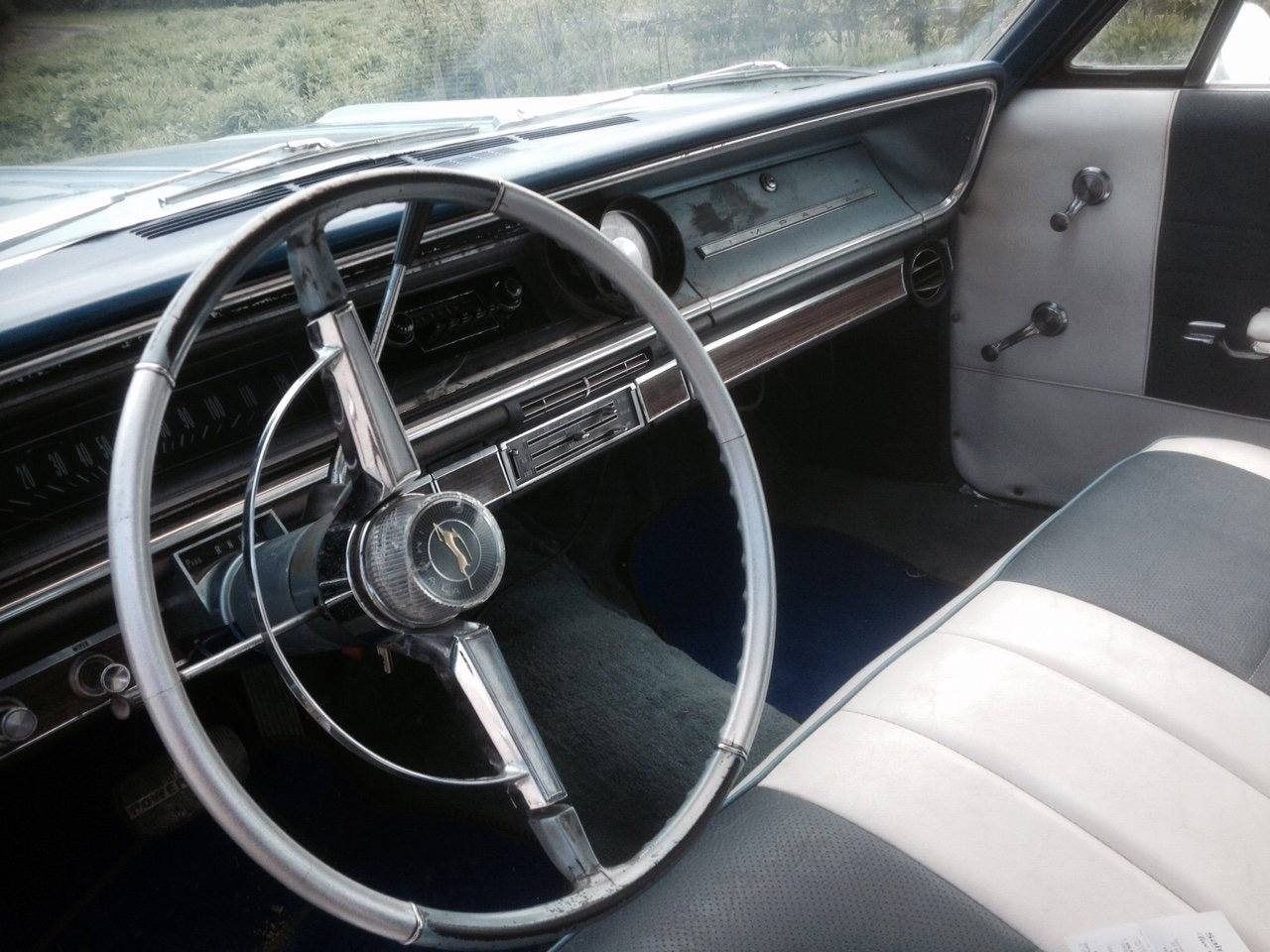 1965 IMPALA V8 AUTO TEXAS CAR IN UK V5 For Sale (picture 4 of 6)