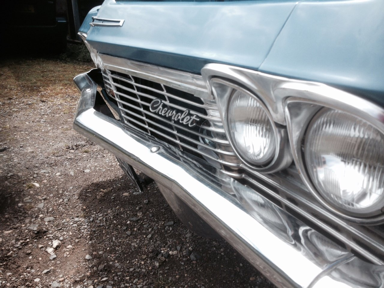 1965 IMPALA V8 AUTO TEXAS CAR IN UK V5 For Sale (picture 5 of 6)