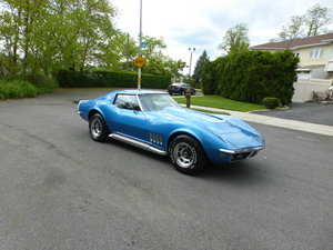 1968 Chevy Corvette 350/327 HP Nice Driver For Sale