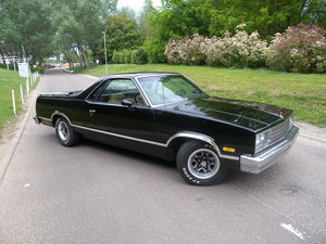 El Camino V8 Super Sport Pick Up