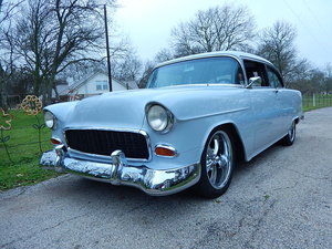 1955 STUNNING 55 CHEVY For Sale