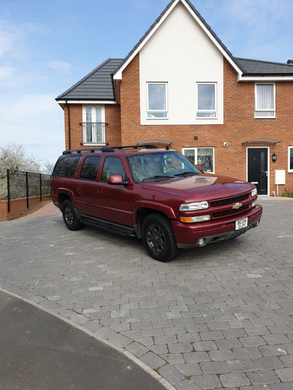 2006 Chevrolet Suburban Z71 Top Spec For Sale (picture 1 of 6)