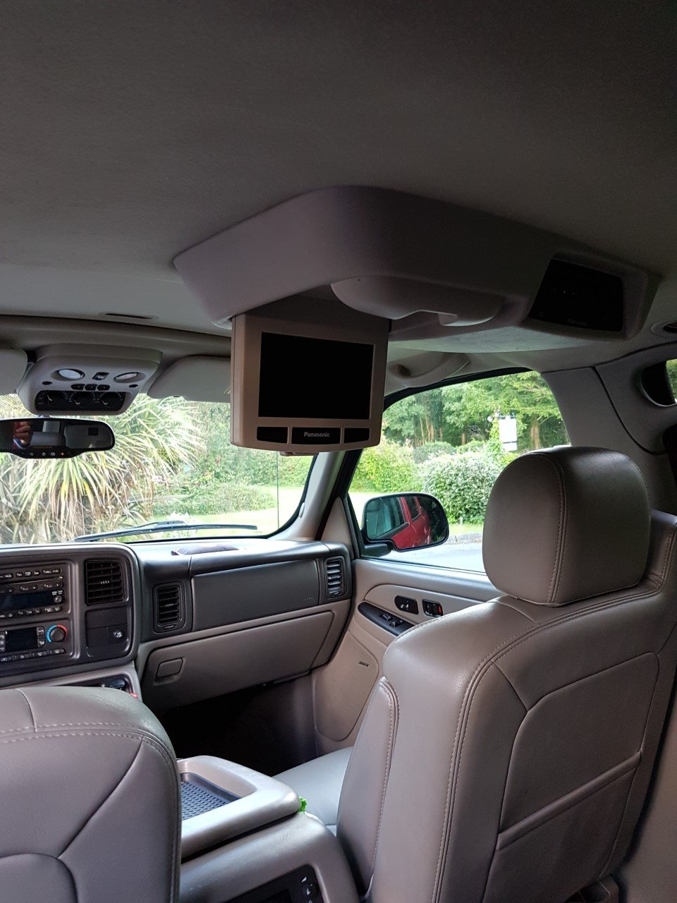 2006 Chevrolet Suburban Z71 Top Spec For Sale (picture 4 of 6)