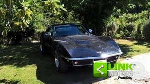 Chevrolet Corvette C3 T-Top del 1968, Uniproprietario, Iscr For Sale