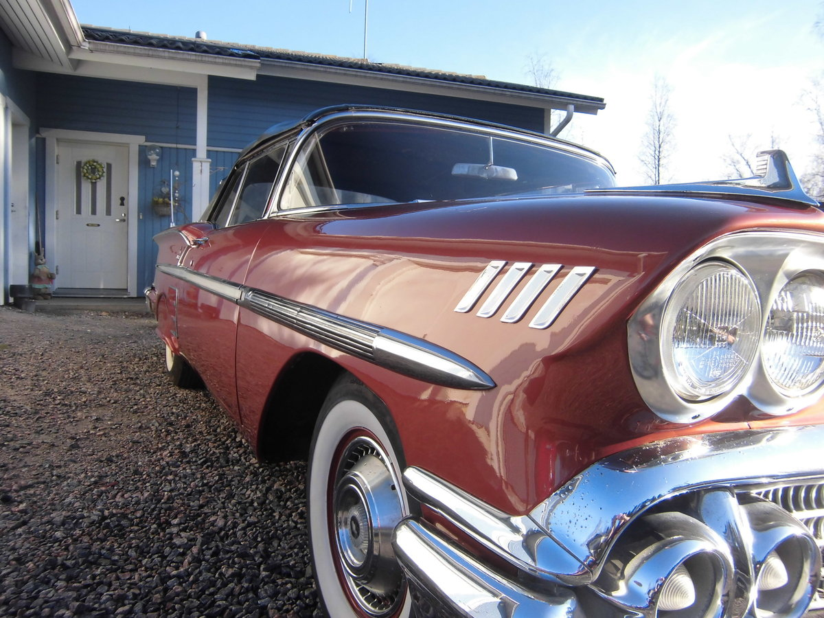 1958 Impala Convertible For Sale (picture 2 of 6)