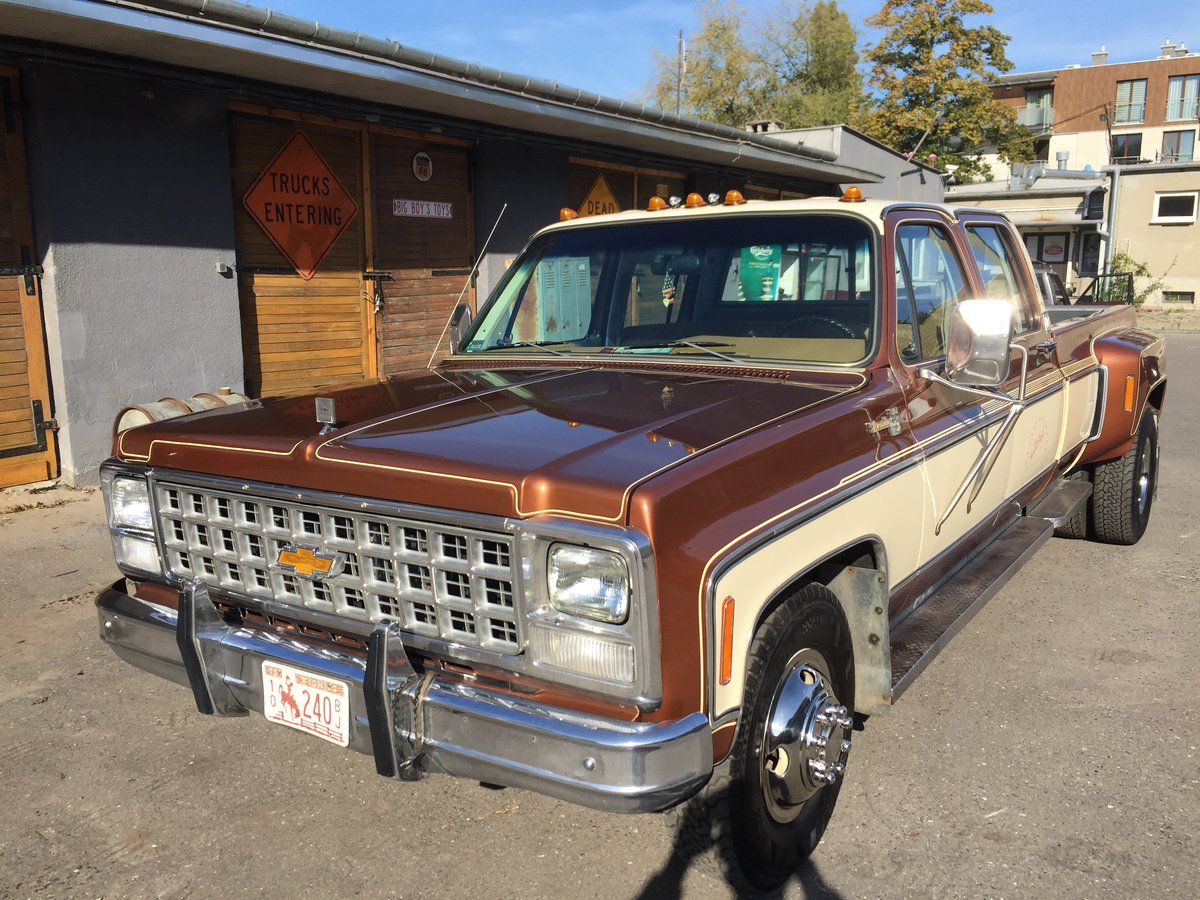 1980 Chevrolet CK3500, Brokeback Mountain movie For Sale (picture 1 of 6)