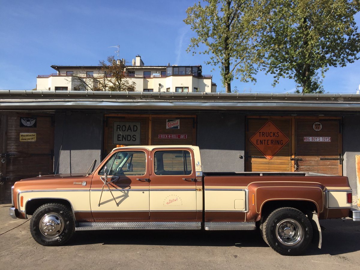 1980 Chevrolet CK3500, Brokeback Mountain movie For Sale (picture 3 of 6)