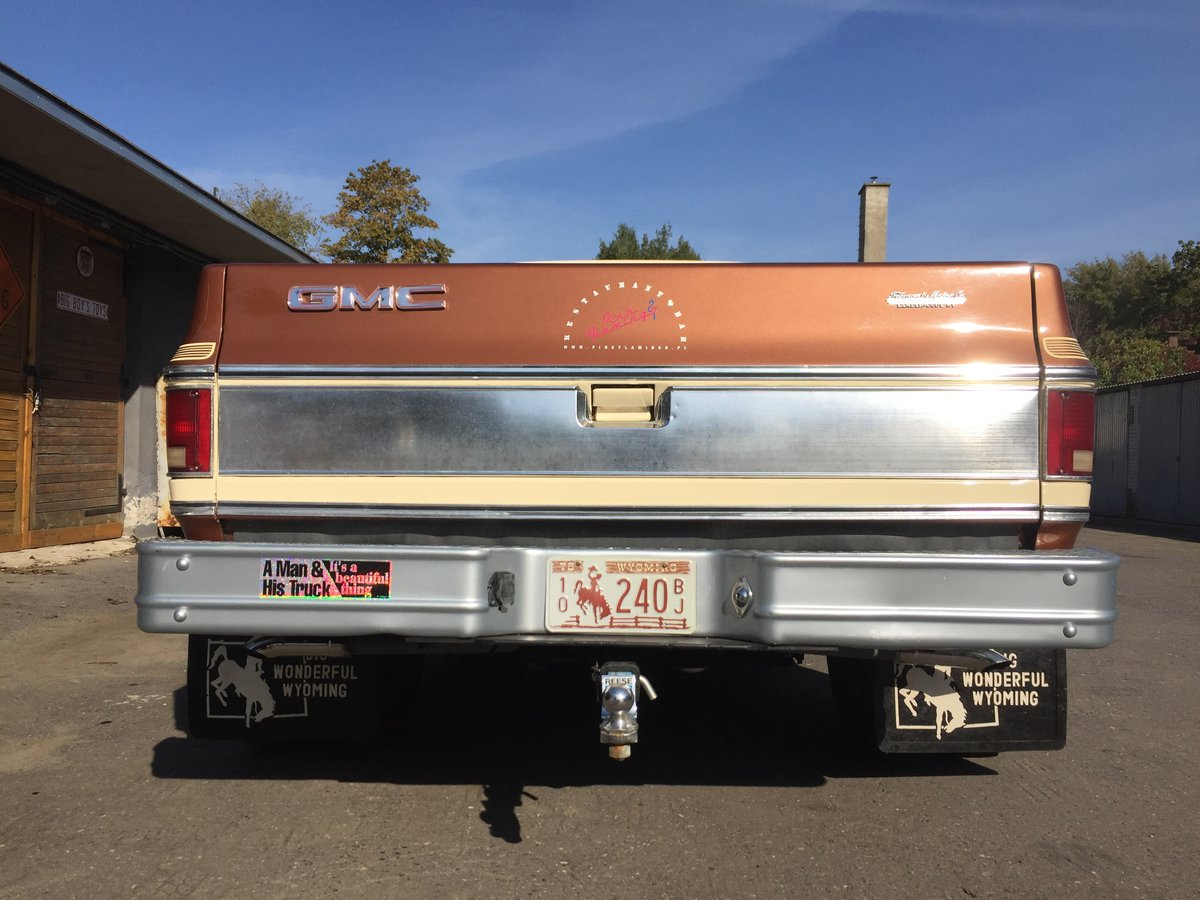 1980 Chevrolet CK3500, Brokeback Mountain movie For Sale (picture 4 of 6)