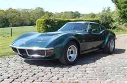 1973 Corvette Stingray 454 Big Block-Barons Tuesday 4th June 2019