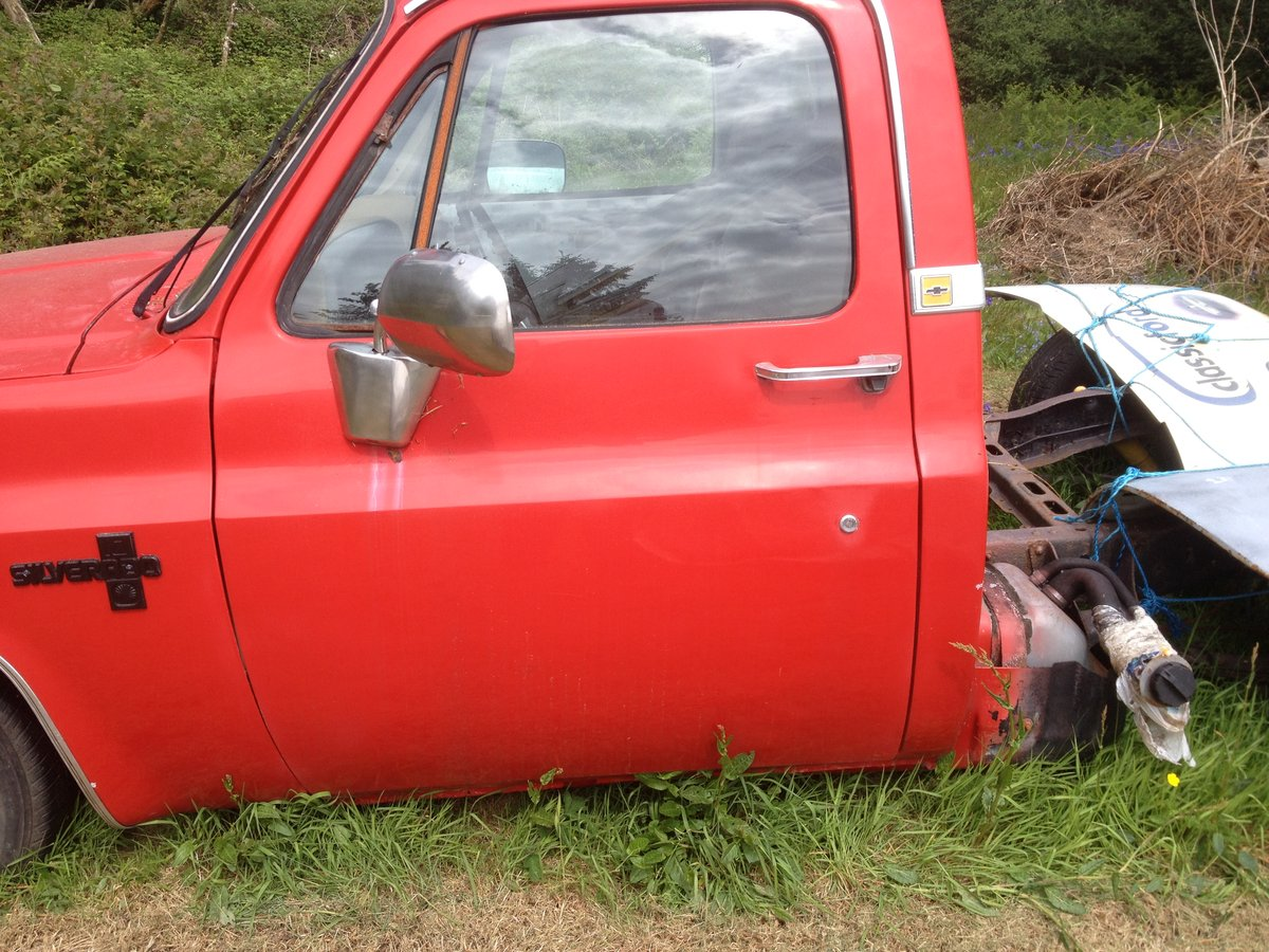 1985 Chevrolet C10 SWB Pick UP (small project Fleetside For Sale (picture 3 of 6)