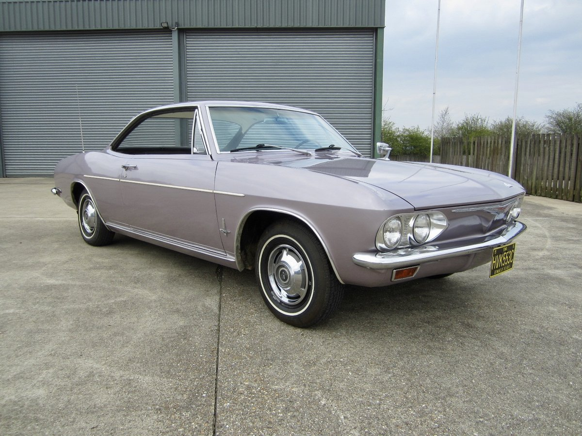 1965 Chevrolet Monza Coupe For Sale (picture 1 of 6)