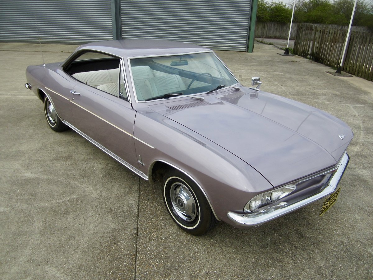 1965 Chevrolet Monza Coupe For Sale (picture 2 of 6)