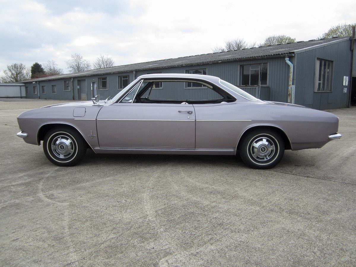 1965 Chevrolet Monza Coupe For Sale (picture 4 of 6)