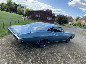 Chevrolet Impala SS 1968 327ci coupe swap px For Sale