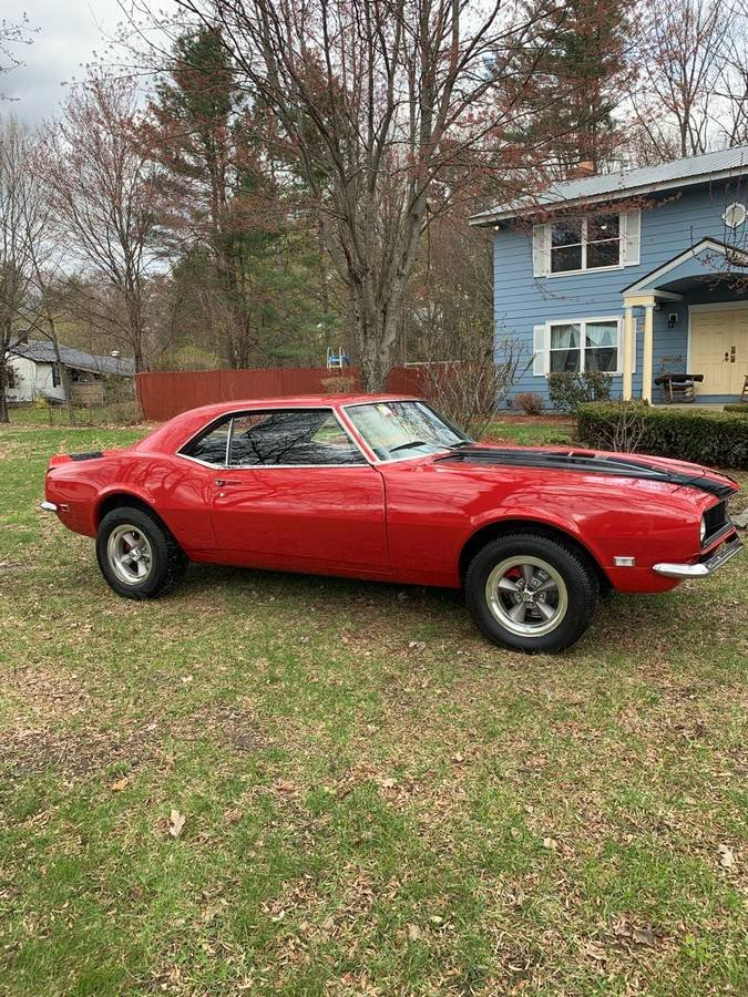 1968 Chevrolet Camaro SS Clone For Sale (picture 1 of 6)