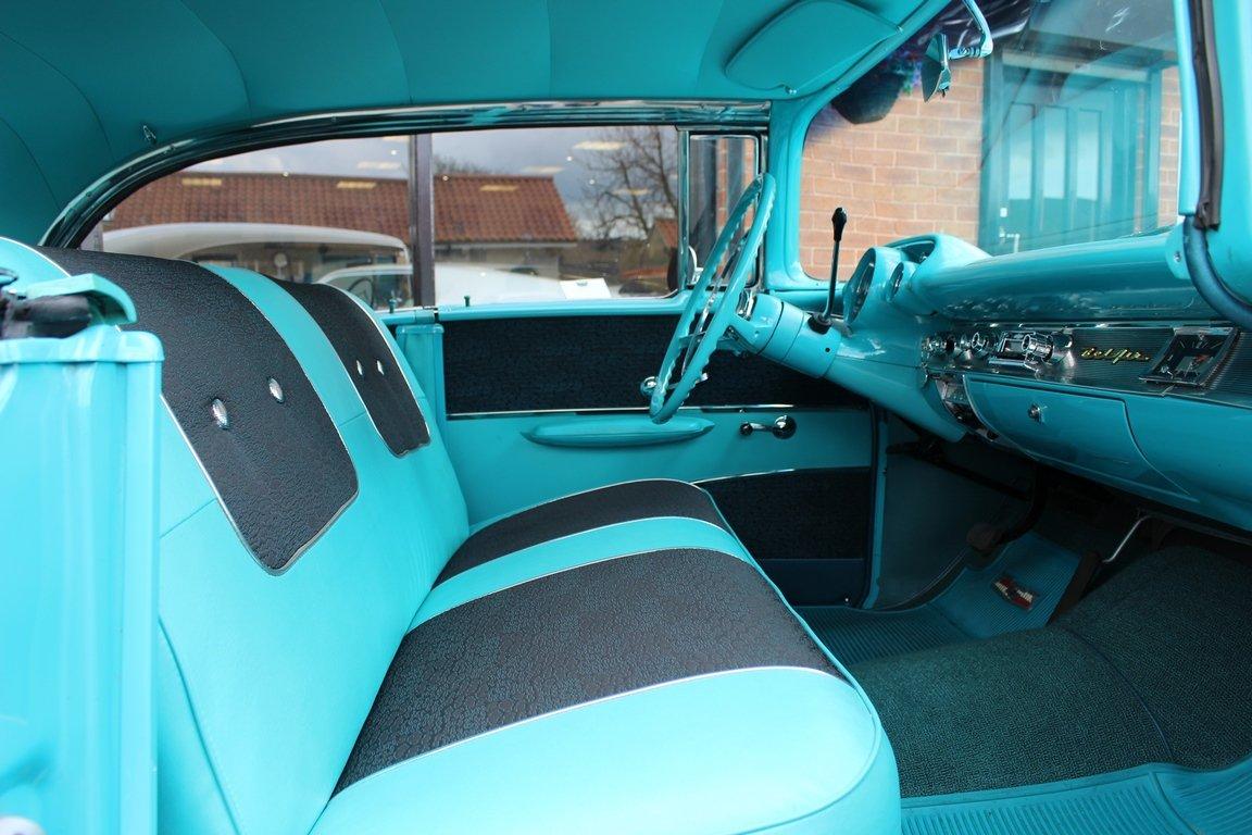1957 Chevrolet Bel-Air 283 V8 - SOLD (picture 4 of 6)