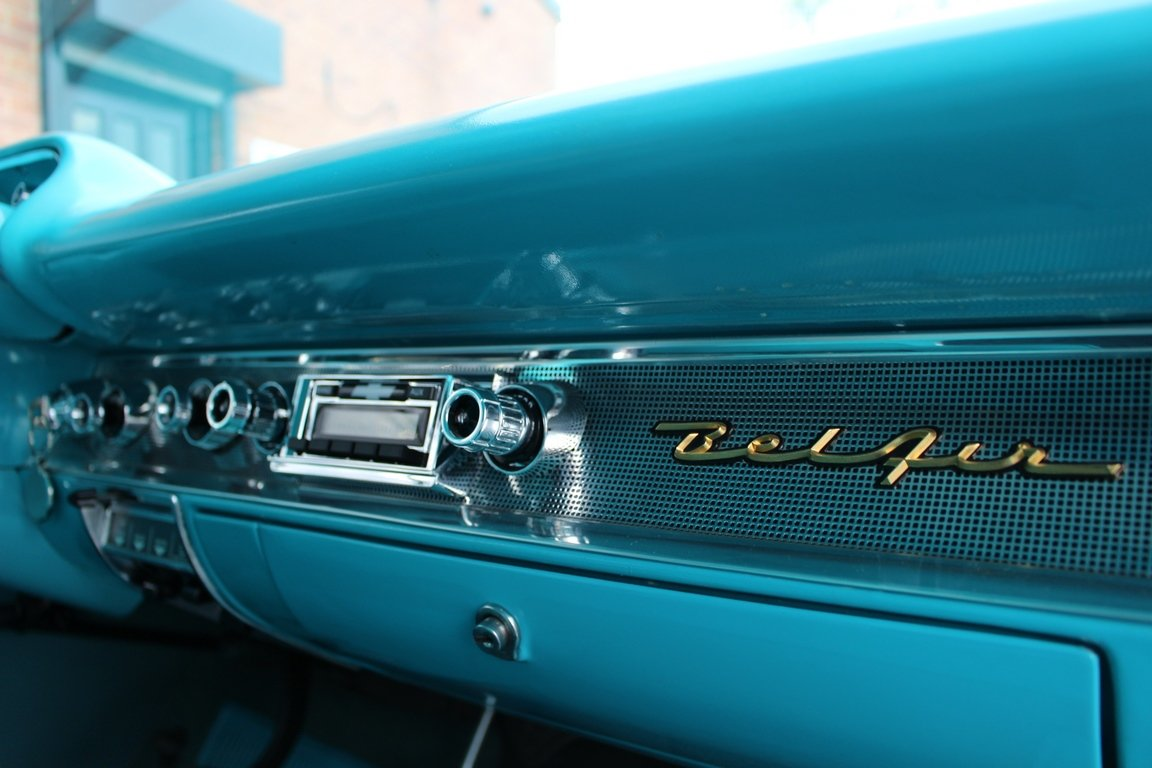 1957 Chevrolet Bel-Air 283 V8 - SOLD (picture 5 of 6)