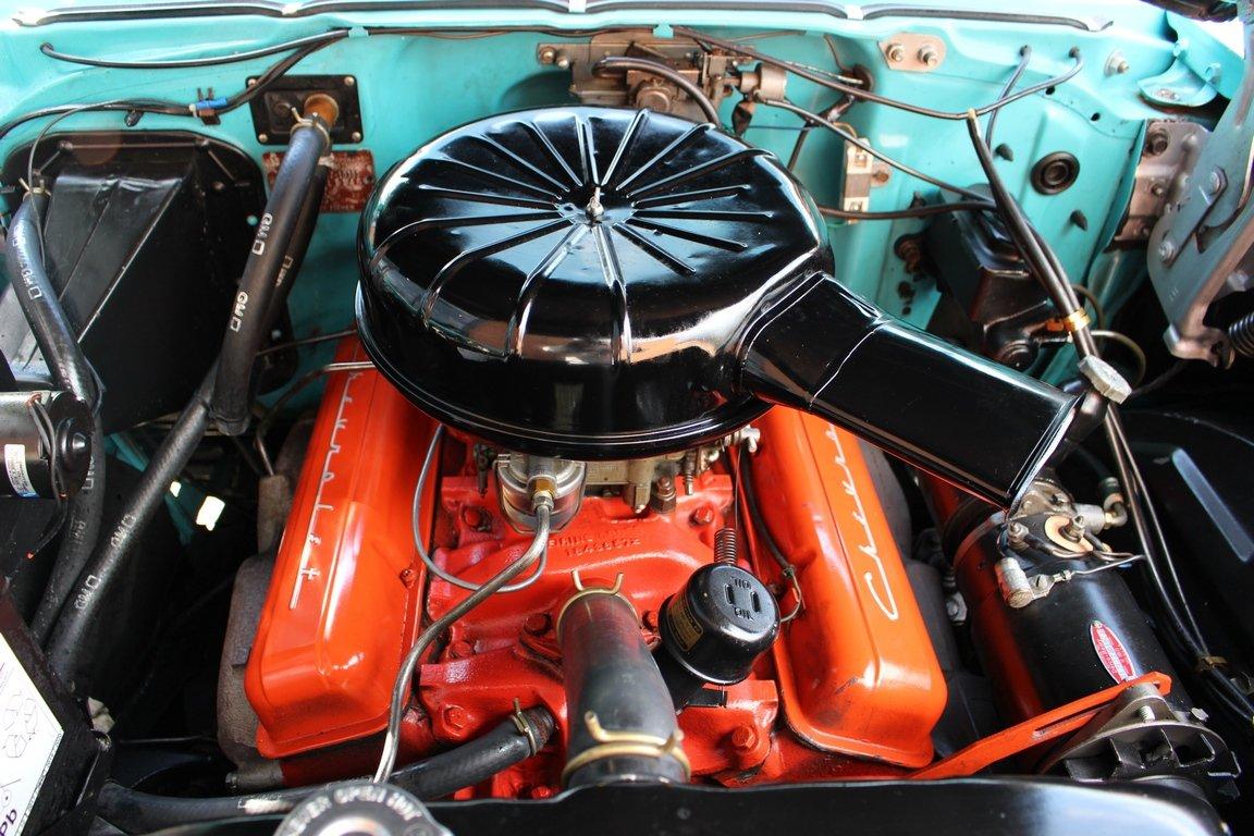 1957 Chevrolet Bel-Air 283 V8 - SOLD (picture 6 of 6)