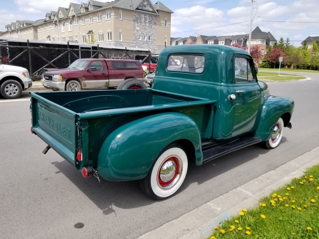 1954 Chevrolet 3100 Pick Up For Sale (picture 4 of 6)