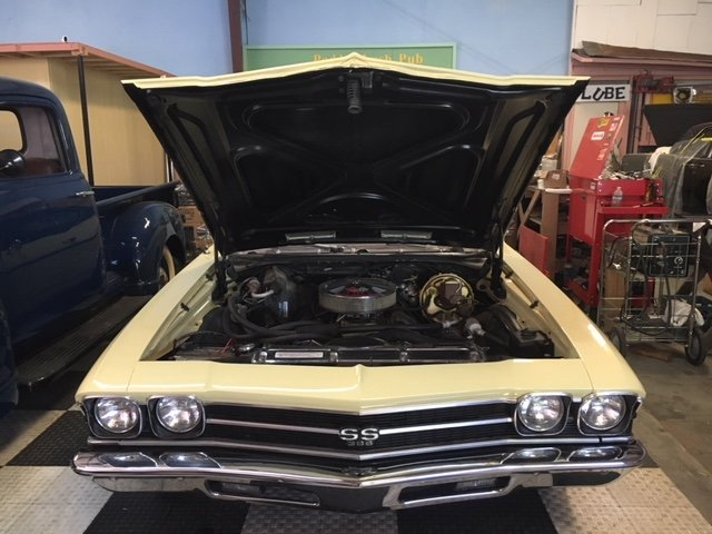 1969 Chevrolet Chevelle SS Shipping Included to EU For Sale (picture 6 of 6)