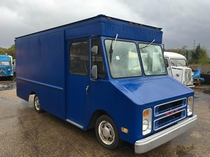 Picture of 1978 America step van