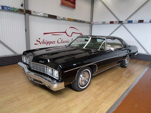1973 Chevrolet Impala 5.7L V8 Hardtop Sedan LPG For Sale