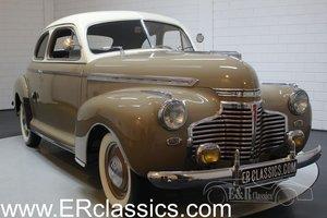 Chevrolet Special Deluxe 1941 2-door Coupé For Sale