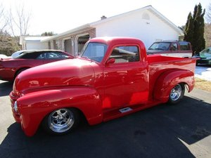 1948 Chevrolet 3100Street Rod Chopped 2in  For Sale