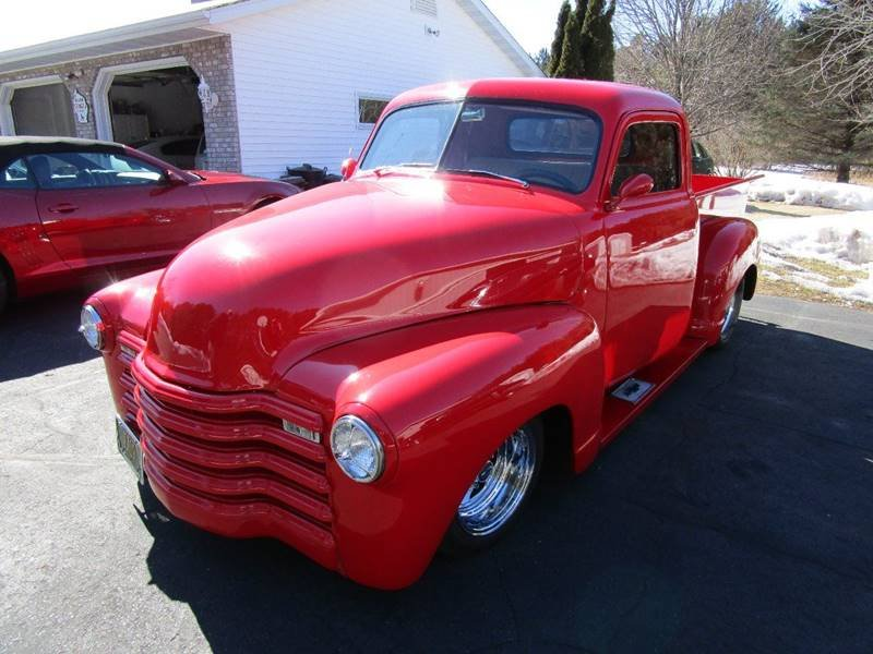 1948 Chevrolet 3100Street Rod Chopped 2in  For Sale (picture 3 of 6)