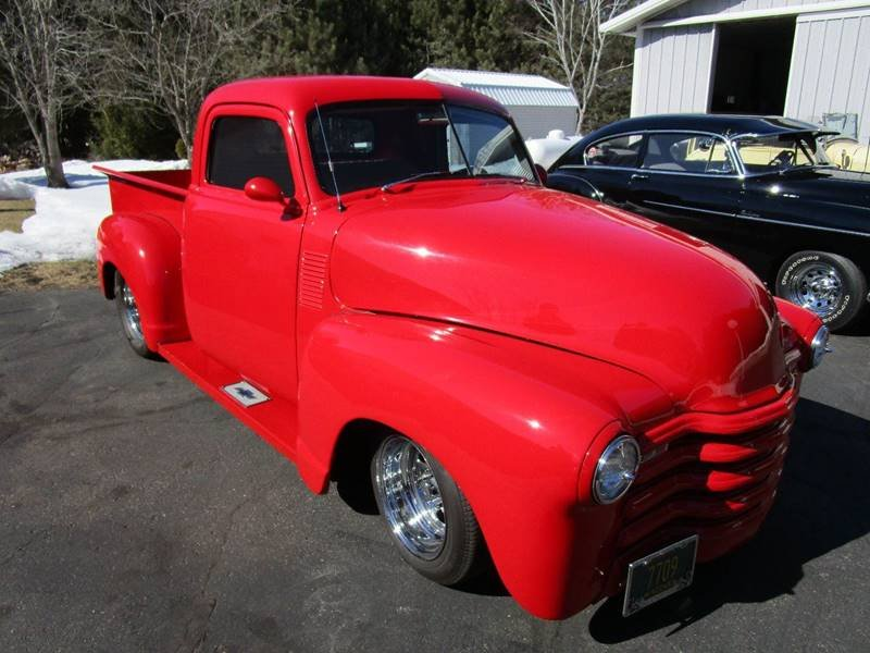 1948 Chevrolet 3100Street Rod Chopped 2in  For Sale (picture 4 of 6)