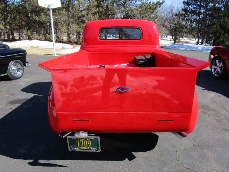1948 Chevrolet 3100Street Rod Chopped 2in  For Sale (picture 5 of 6)