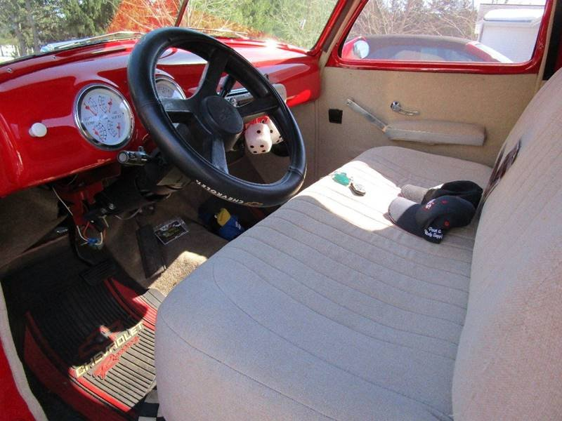 1948 Chevrolet 3100Street Rod Chopped 2in  For Sale (picture 6 of 6)