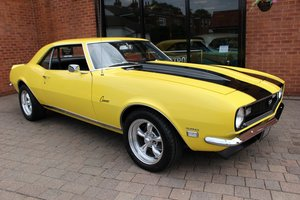 1967 Chevrolet Camaro 350 V8 Restomod | $75,000 Restoration  For Sale