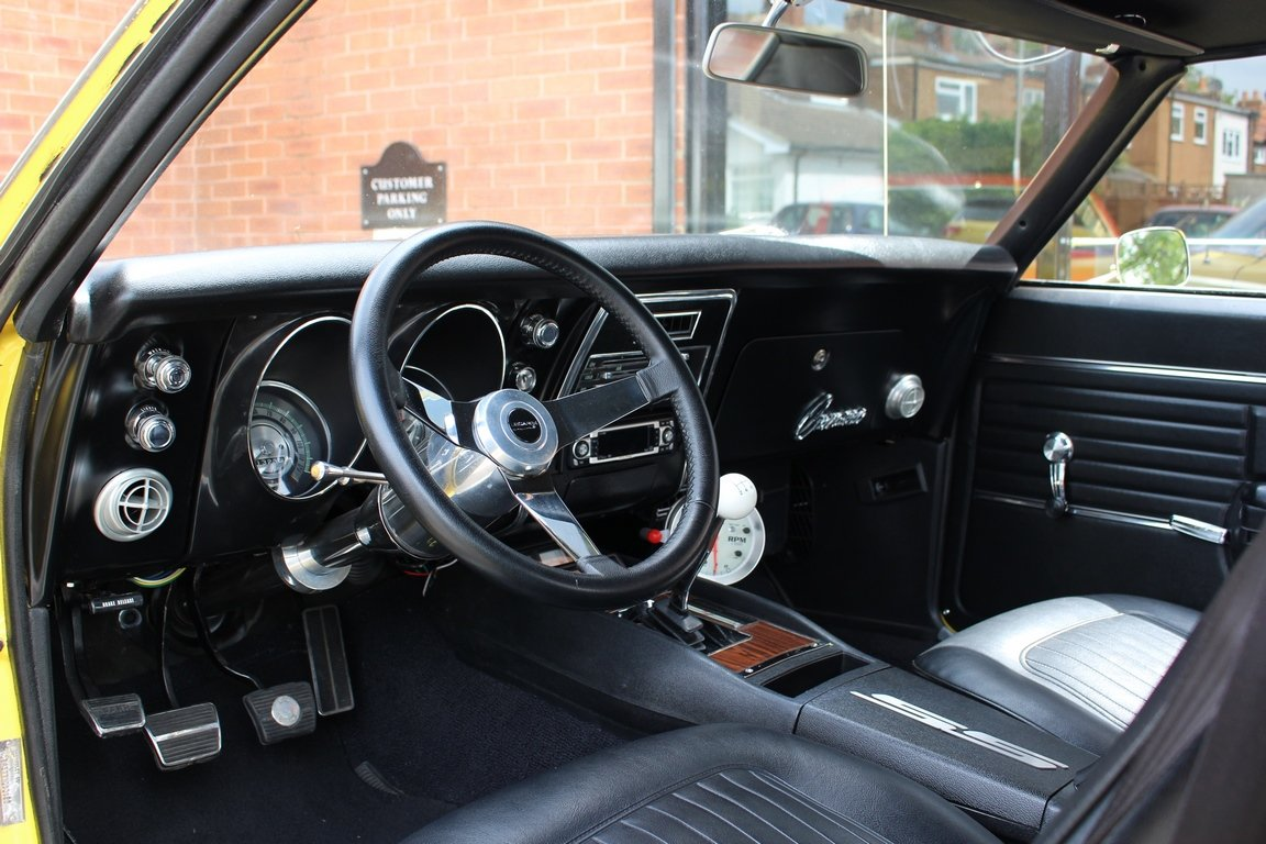 1967 Chevrolet Camaro 350 V8 Restomod For Sale (picture 5 of 6)