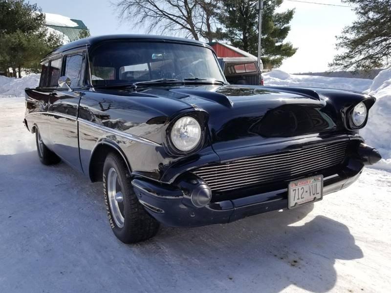 1957 Chevrolet Belair 2 Door Wagon RestoMod For Sale (picture 2 of 6)